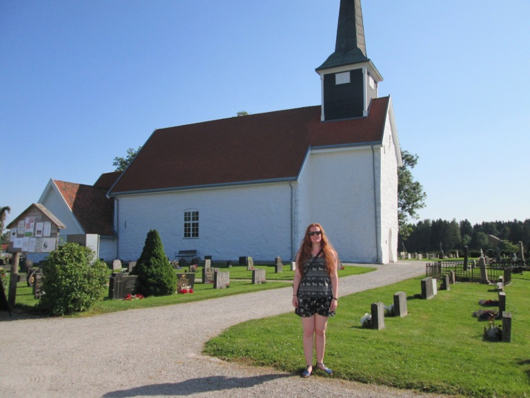 enebakk church