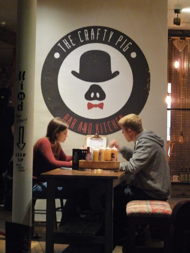 the crafty pig - manchester