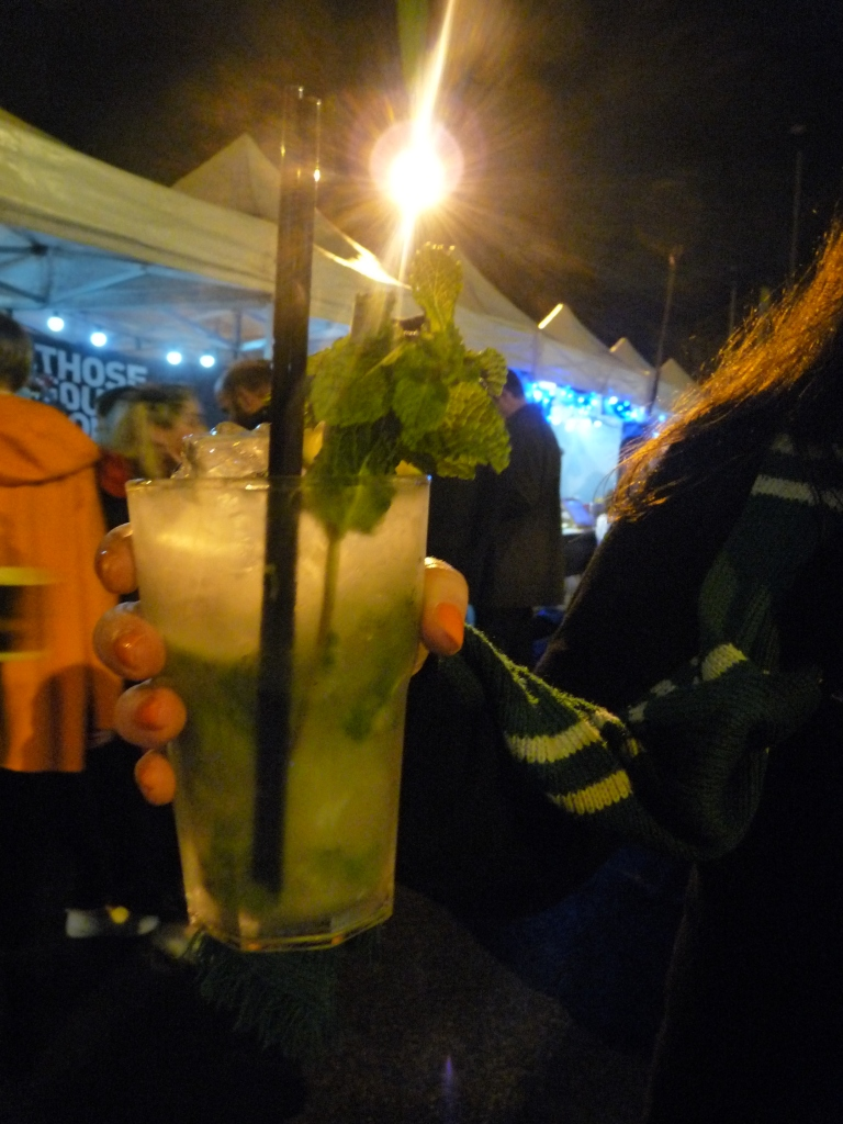 drinks at levt market