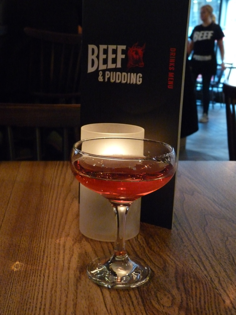 beef and pudding manchester