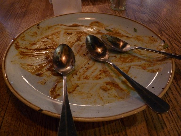 manchester food blogger