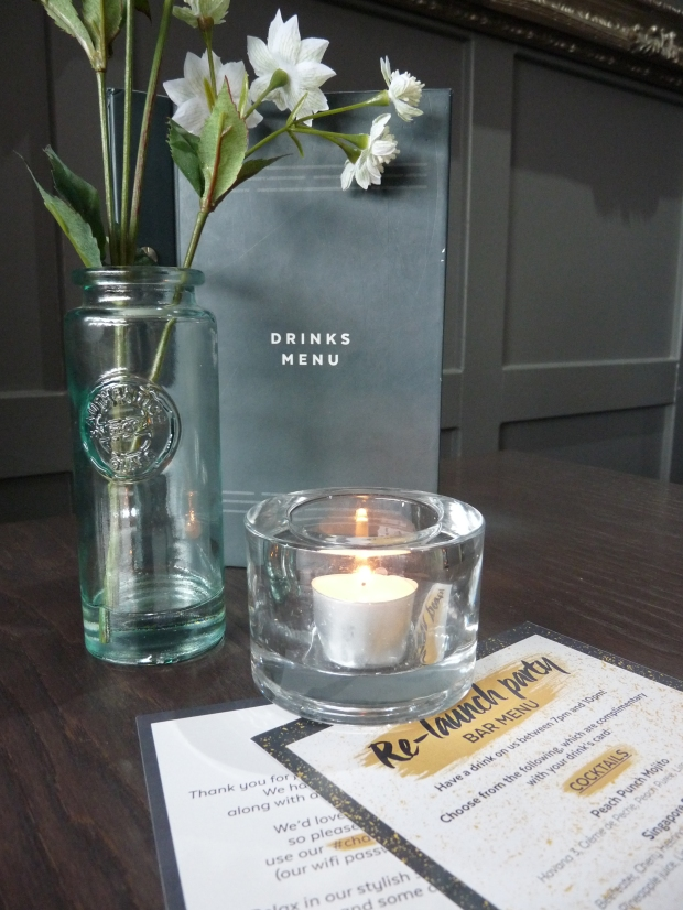 chalk didsbury relaunch party