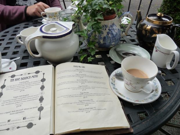 tea hive chorlton