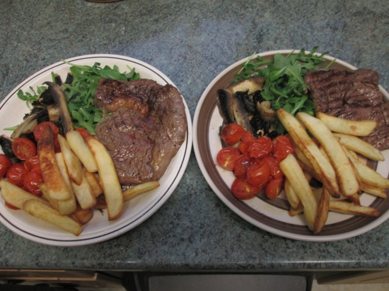 ULIMATE STEAK MEAL