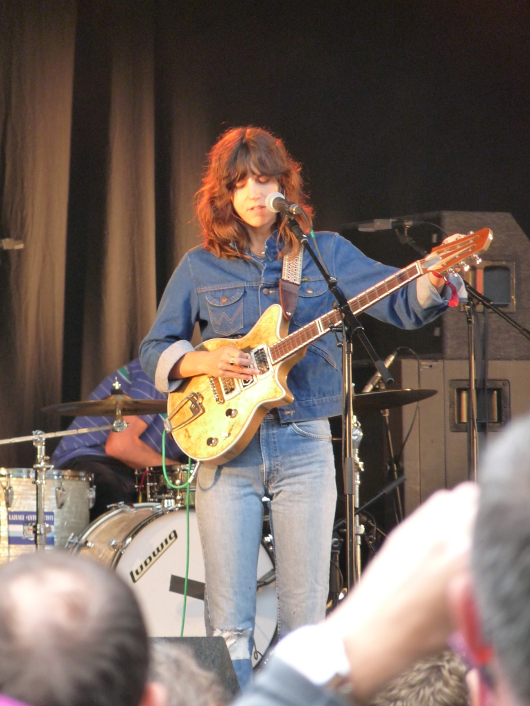 eleanor friedberger - end of the road festival