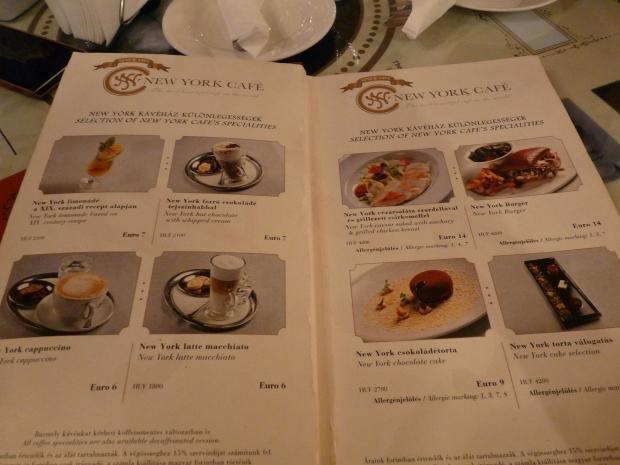 New York Cafe - Budapest (1)