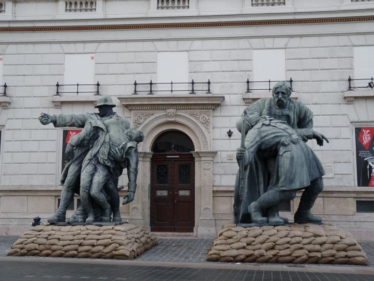 Royal Palace - Budapest (13)
