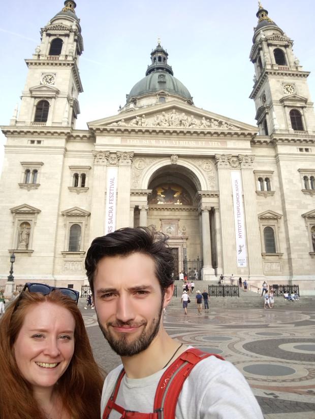 St Stephen's Basilica - Budapest (1)