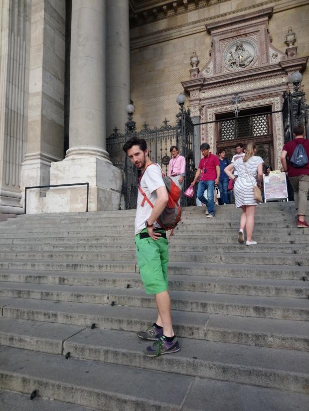 St Stephen's Basilica - Budapest (4)