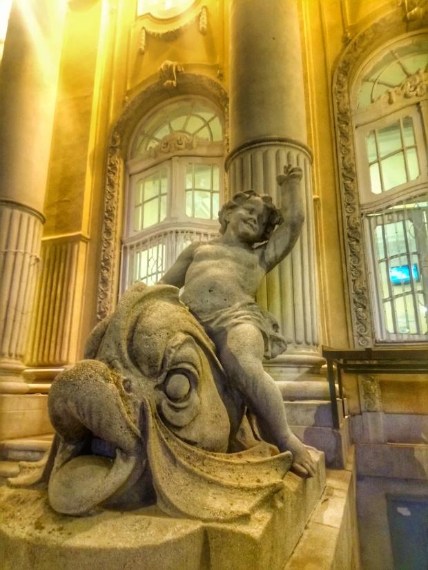 Szechenyi Bath – Baths Budapest (1)