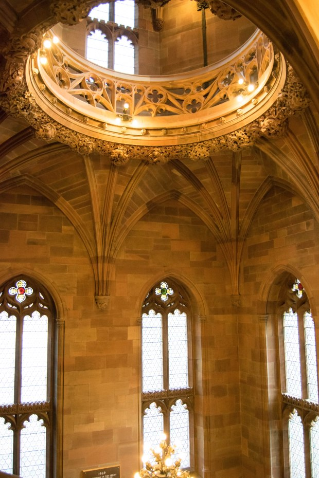 John Rylands Library - Manchester (4)