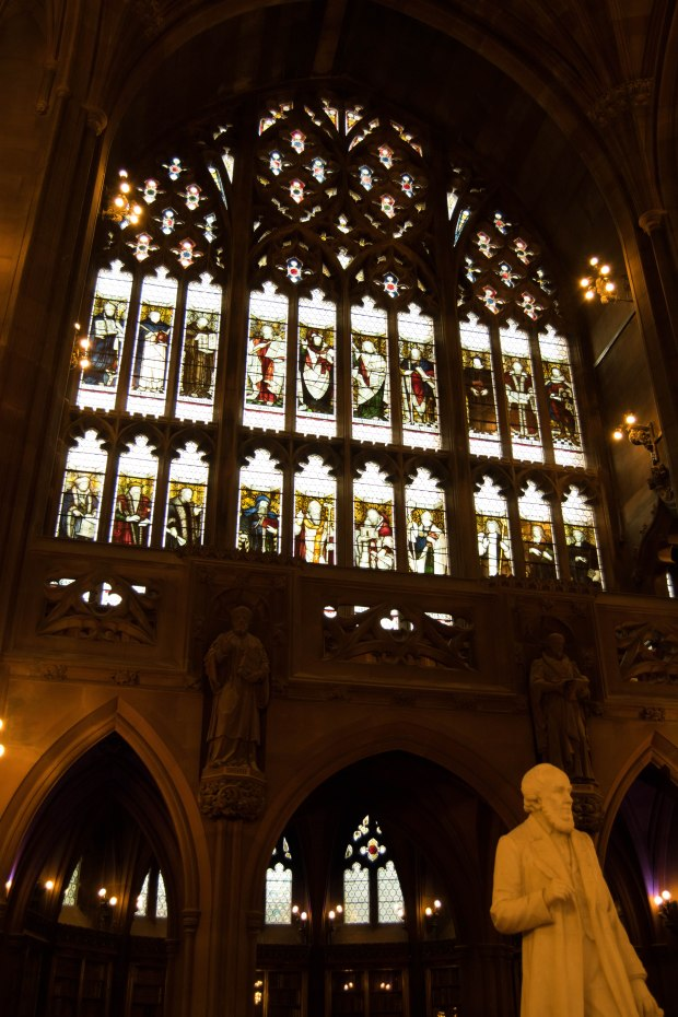 John Rylands Library - Manchester (6)