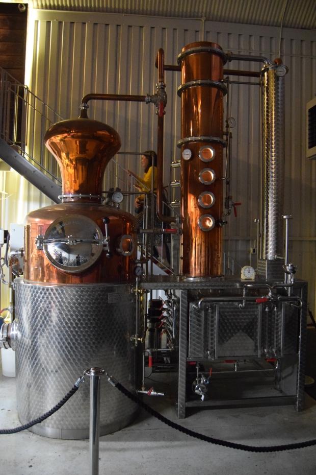 gin distillery manchester